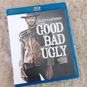 Clint Eastwood movie DVD - Good Bad Ugly
